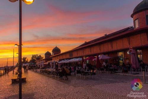 Olhao Market's